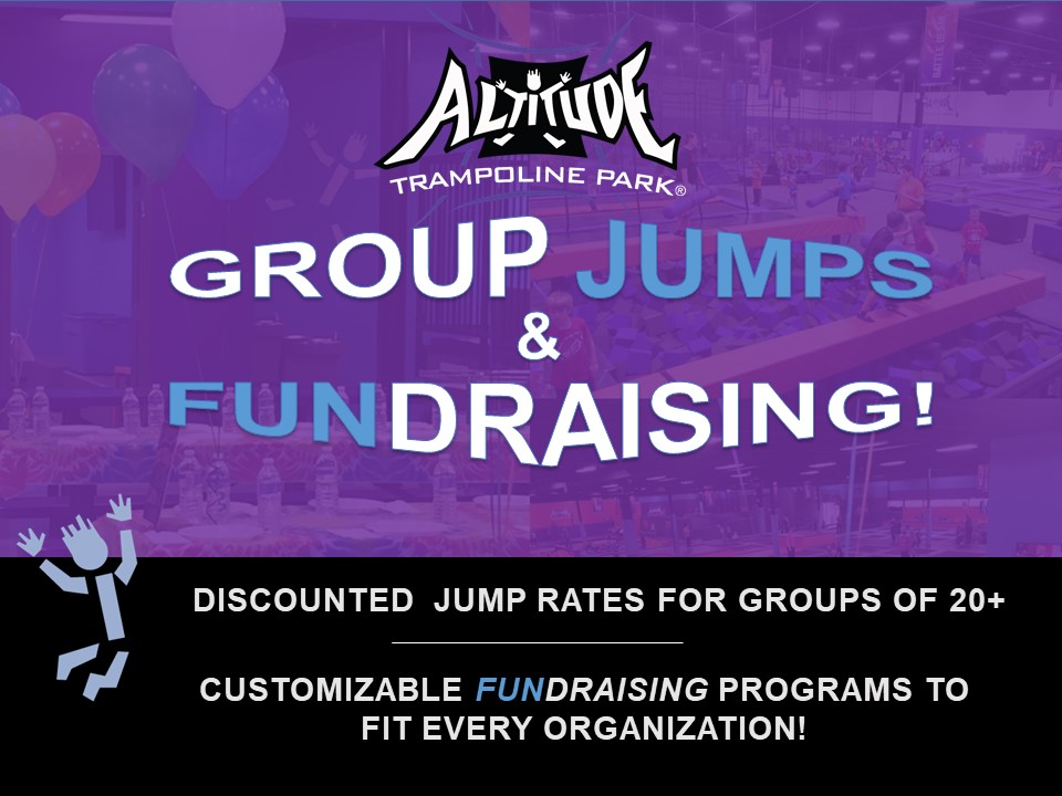 group events altitude trampoline park feasterville group events altitude trampoline park